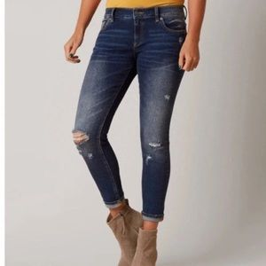 Miss Me Easy Ankle Skinny Size 26